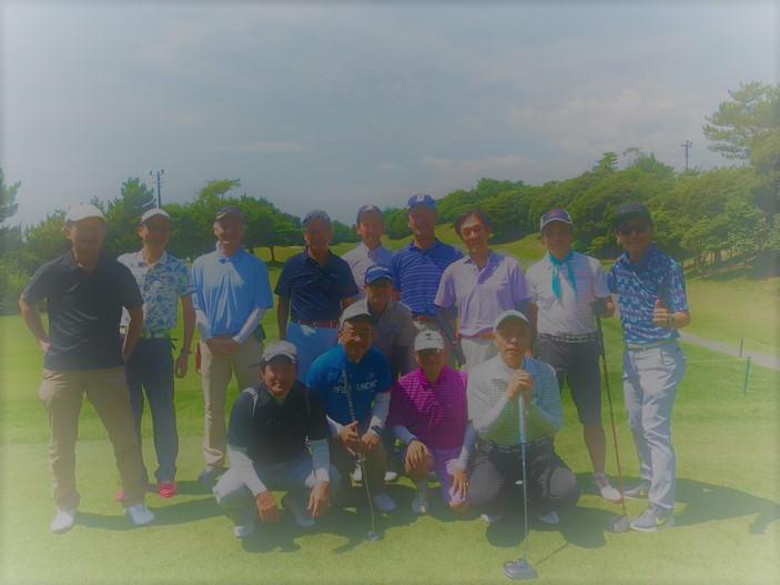 10組ゴルフ