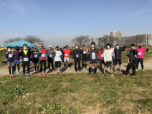 小規模マラソン大会